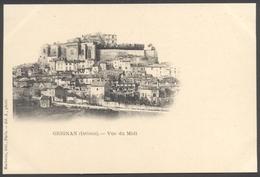 Grignan - Vue Du Midi - Edit. Hachette - Voir 2 Scans - Grignan