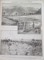 Guerre  14-18 L Offensive Russe En Galicie  1916  Pont Du Dniester - Alte Papiere