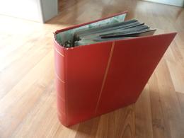 Yvert Et Tellier - Reliure Futura Avec 73 Feuilles (146 Pages) Pour Lettres Ou Billets - Bon état - Bindwerk Met Pagina's