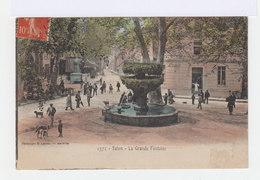 Salon. La Grande Fontaine. (2696) - Salon De Provence