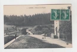 52 - CONDES / L'ECLUSE ET LE TUNNEL - Francia