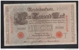 GERMANY - 1000 MARK 1910 - [ 2] 1871-1918 : German Empire
