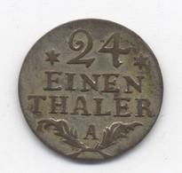 ALLEMAGNE 1/24 Thaler - Friedrich II  1782  A    ( ROYAUME  DE PRUSSE ) - [ 1] …-1871 : Etats Allemands