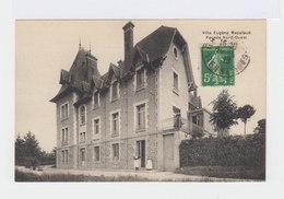 Villa Eugène Mapataud. Façade Nord Ouest. (2698) - Limoges