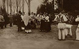 1912 ROMANIA PORT NATIONAL RUMANIA // ROMANIA - Rumania