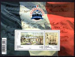 SAINT PIERRE ET MIQUELON - Bicentenaire De La Rétrocession De Saint Pierre Et Miquelon à La France - St.Pierre & Miquelon