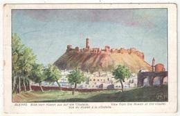 ALEPPO (ALEP) - Vue Du Kuwek à La Citadelle - Syria