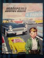BRUXELLES Expo 58 - Revue MOTORAMA General Motors Continental Avril 1958 - Voir Photos - Auto