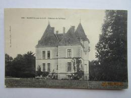 CPA 85 BESSAY Vers  Mareuil Sur Le Lay  -  Le Château De SALIDIEU - Mareuil Sur Lay Dissais