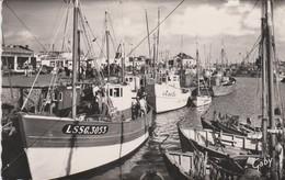 Le Port De Croix De Vie (85) - - Saint Gilles Croix De Vie