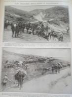 GUERRE 14-18 Les Troupes Anglaises à Salonique British Army Soldiers - Alte Papiere