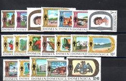 DOMINIQUE N° 263/81 - Dominica (1978-...)