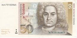 BILLETE DE ALEMANIA DE 50 MARCK DEL AÑO 1991 EN CALIDAD EBC (XF)  (BANKNOTE) - 50 Deutsche Mark