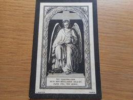 D.P.-JOANNAM.POELMANS °NEERPELT(LIMB.)+ANTWERPEN 9-1-1894--43 JAAR - Religión & Esoterismo
