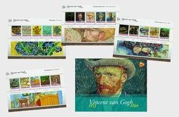 Netherlands 2015 Presentation Pack - Special Presentation Pack - Van Gogh (International) - 2013-... (Willem-Alexander)