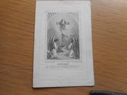 D.P.-MARIA L.J.DU BREUCQ+GENT15-4-1855-82 JAREN - Religión & Esoterismo
