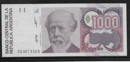 Argentine - 1000 Australes - Pick N° 329 - NEUF - Argentine