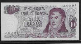Argentine - 10 Pesos - Pick N° 289 - NEUF - Argentine