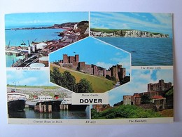 UNITED KINGDOM - ENGLAND - KENT - DOVER - Views - 1976 - Dover