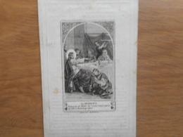 D.P.-PAULINA T.VANDERPLANCKE °KORTRYK 15-10-1819+ALDAER 9-7-1854 - Religion & Esotericism