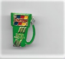 PINS TOTAL SUPER PREMIER  POMPE A ESSENCE / 33NAT - Fuels