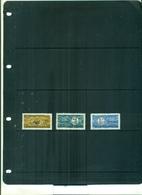 VIETNAM DU NORD ANNIVERSAIRE DU VOL DES VOSTOKS III - IV 3 VAL NEUFS A PARTIR DE 0.60 EUROS - Space