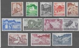 Serie De Liechtensein N ºYvert 141/52 ** - Unused Stamps