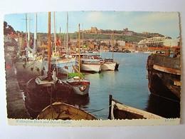 UNITED KINGDOM - ENGLAND - KENT - DOVER - Wellington Dock - Dover