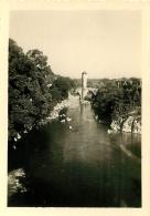 PHOTO ORIGINALE  PAU LE GAVE  1951   FORMAT  9 X 6 CM - Lieux