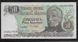 Argentine - 50 Pesos - Pick N° 290 - NEUF - Argentine
