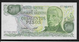 Argentine - 500 Pesos - Pick N° 292 - NEUF - Argentine