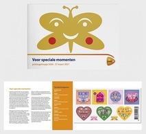 Netherlands 2017 Stamp Booklet - For Special Moments - (SB 555B) - Period 2013-... (Willem-Alexander)