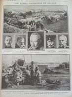 Guerre  14-18 Les Russes Victorieux En GALICIE   Armée Russe Russian Army Général Broussiloff +front Russe Russie  Vilna - Alte Papiere