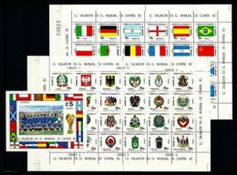 El Salvador  Nº Yvert  497/545  En Nuevo - El Salvador