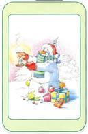Nieuwjaarsbrief - Lettre De Nouvel An - Alte Papiere