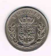 & DENEMARKEN  5 KRONER 1966 - Denmark