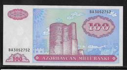 Azerbaïdjan - 100 Banki - Pick N° 18 - NEUF - Azerbaïdjan