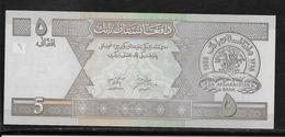 Afghanistan - 5 Afghanis - Pick N° 66 - NEUF - Afghanistan