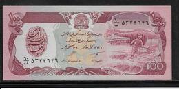 Afghanistan - 100 Afghanis - Pick N° 58 - NEUF - Afghanistan