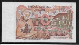 Algérie - 10 Dinars - Pick N° 127 - NEUF - Argelia