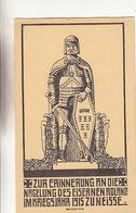 Nagelung Des Eisernen Roland Zu Neisse 1915    (180422) - Eventi