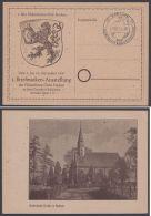 """""""Frechen"""", Kath. Kirche Bachem, Sst """"Frechen"""", 9.11.47 - Bizone"""