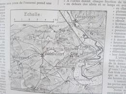 GUERRE 14-18  La Bataille De VERDUN La Contre Attaque Fort De Douaumont   Juin  1916 - Alte Papiere
