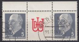 """Wz 11, """"Ulbricht"""", Sauberes Bedarfsstück - DDR"""