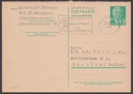 P 70 I A, Als Drucksache Nach Holland - Postkarten - Gebraucht