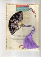 BOOK MARK, Marque Page, Made In Korea, Neuf Dans Emballage, Eventail - Bookmarks