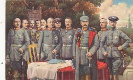 Unsere Heeresführer Im Westen    (180422) - Guerra 1914-18