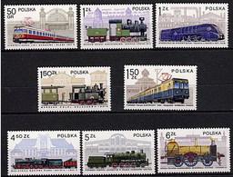 Polonia 2370/2377 ** MNH. 1977 - Ungebraucht