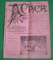 A Caça Nº 13 De Outubro De 1913 - Vila Viçosa - Funchal - Vigo - Gonrogosa - Moçambique - Boeken, Tijdschriften, Stripverhalen