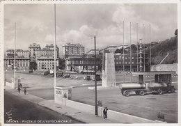 Genova - Piazzale Dell'Autocamionale - Genova (Genoa)